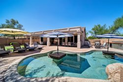 New Listing! Longer Stay Discounts! Pool, Billiards, Putting Green at this Scottsdale Grayhawk House