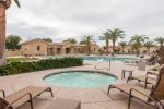 Clubhouse Heated Pools and Hot Tub