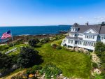 A lighthouse enthusiast's dream with views of seven lighthouses from different vantage points