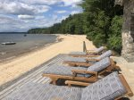 Luxury Accommodations for up to 20 guests on Sebago Lake
