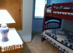 Bottom Level: Bedroom 5 with Bunk Bed