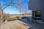 Huge Deck with Lake View