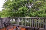 Peaceful View of Lake Aspen from Private Deck