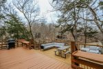Expanded Deck Ideal for Entertaining