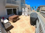 Classy Beach Condo is 1 of 8 total units in the 3-story building.