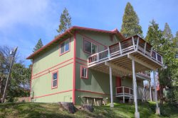 Yosemite Perch House