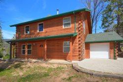 Cascadel Log Cabin! New Listing!