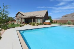 A Dunes Oasis- Exceptional Sand Hollow Area Home With Private Pool!