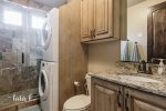 Semi-Private En Suite w/Laundry Room