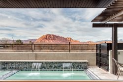 Canyon View Oasis - With Stunning Canyon Views from Private Pool and Balcony!