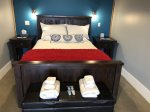 Custom Queen Size Bed