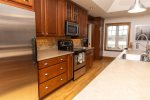 Bunk Beds in Lower Level Bedroom