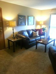 Second floor Suite!  Overlooking BEAUTIFUL Courtyard! #107
