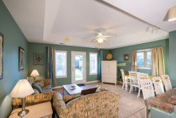 Ground floor condo just 1.3 miles to Family Friendly Surfside Beach!