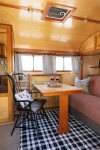 The Pendleton Living/Dinning Room The Camp RV Park Bend Oregon