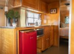 The ParkRanger Kitchenette and in Sweet Restroom, The Camp Bend