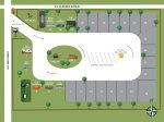 The Camp RV Park Bend Oregon Park Map