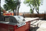 The Camp RV Park Bend Oregon Common Area BBQ`s