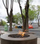 The Camp RV Park Bend Oregon Fire Pit