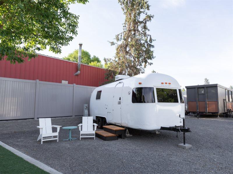The Camp: Restored Trailer Rentals in Bend, Oregon