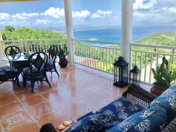 Located in the Heart of the Abby Hill Residential Area, with primary views of St. John!