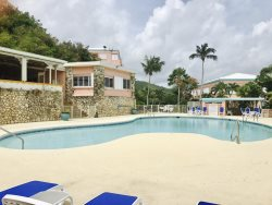 Located in the Community of Coakley Bay! Gorgeous Views of Buck Island!