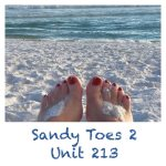 WOW Gorgeous Sandy Toes 2