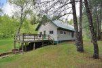 Homestead House- Drummond Lake