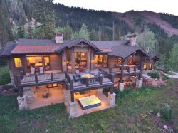 Mountainside Luxury Cabin