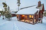 Powder Ridge Cabin Big Sky | Ski-In Ski-Out Access