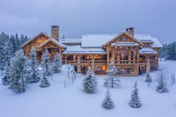 Luxury Big Sky Lodge Rental | Spanish Peaks
