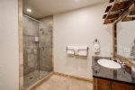 Laundry room located on the lower level