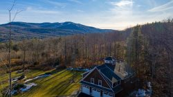 Lake & Mountain Views | Cupula | Custom Built Home