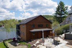 Lakefront | Covered Decks | Private Dock | 2 Family