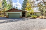 Beautifully remodeled kitchen with breakfast bar and dining attached