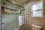 Master Bathroom with double vanities