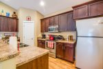 Walk-in pantry and plenty of counter space