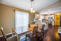 Beautifully updated home in the heart of Bend, with a dreamy kitchen and layout made for entertaining.