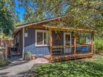 Adorable Westside Bend Wolf Den Cottage recently updated to allow for cozy getaways!