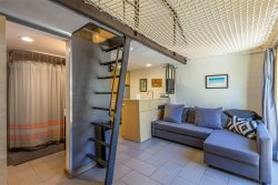 Modern studio located in DOWNTOWN Bend! Walking Distance to local eats and breweries
