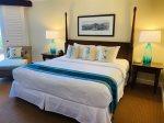 Kauai Beach Resort 3130, Splendid First Floor Unit has a Patio with an Ocean and Pool View.