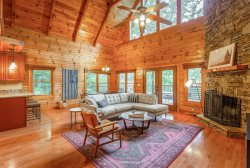 Lookout Mountain Lodge - A place of peace and relaxation!