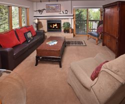 Townsend Place B202, 1 Bedroom/2 Bath, SKI IN/SKI OUT, Mountain Views! Community Hot Tub!