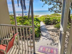 Exclusive Beachfront Retreat at Villa Sanibel