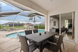 Casa Bella- Upgraded Canal 3/2 Home in Cape Coral with Pool