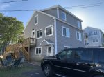 Two bedroom unit on the ground floor of a 2-family house (upstairs is not rented)