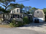 Classic Maine 5 BR Cottage with wrap-around enclosed porch
