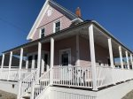 Newly renovated 5 BR house 100 feet from Beach!!