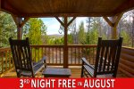Romantic & charming secluded mountain retreat!