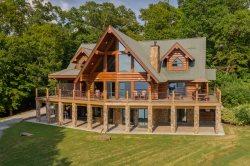 The Cabin at Lake Gaston